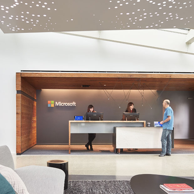 <strong>Microsoft</strong> Building 43