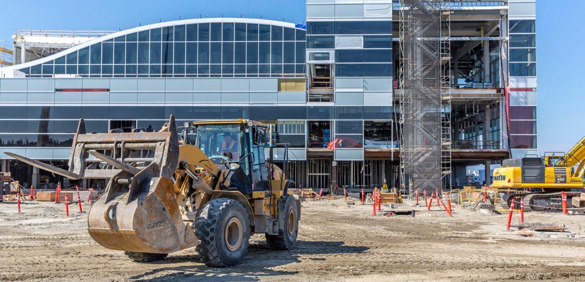 NSAT construction, 5 July 2018.
